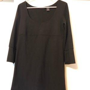 NYC 3/4 Sleeve Black Dress